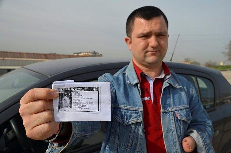 Ehliyeti olmadığını 7 yıl sonra öğrendi