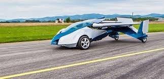 Uçan araba Aeromobil