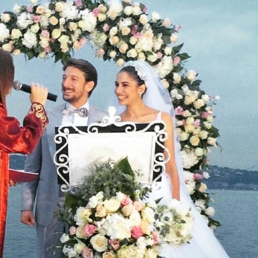 Engin Hepileri ile Beyza Şekerci evlendi
