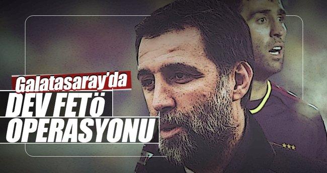 Galatasaray FETÖ'cüleri ihraç etti!