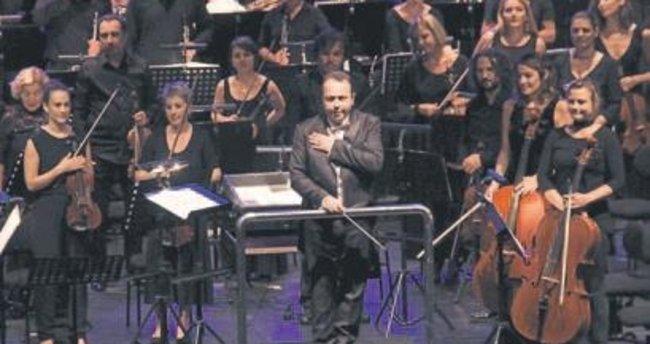 ANTDOB'dan özel konser