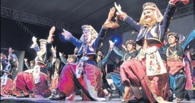 Yöreler Kepez'de bir araya geliyor