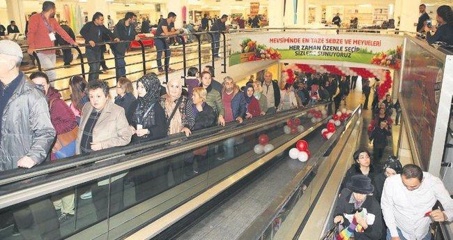 Başkente Türkiye'nin en büyük sosyete pazarı