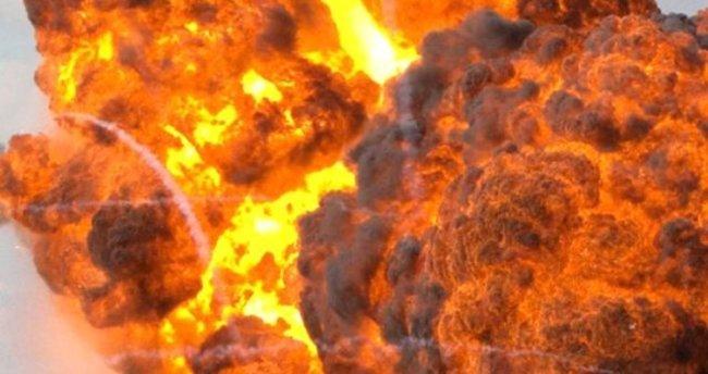 Bağdat'ta bombalı saldırı!