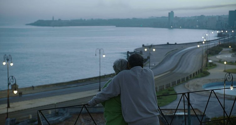 Havana'ya Dönüş filminden kareler