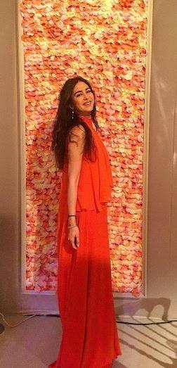 Ceylan Çapa'nın renkli instagram paylaşımları