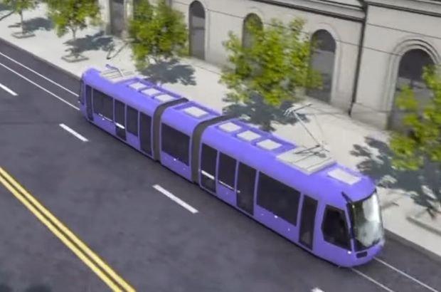 Çin'in akıllı otobüsleri yolda