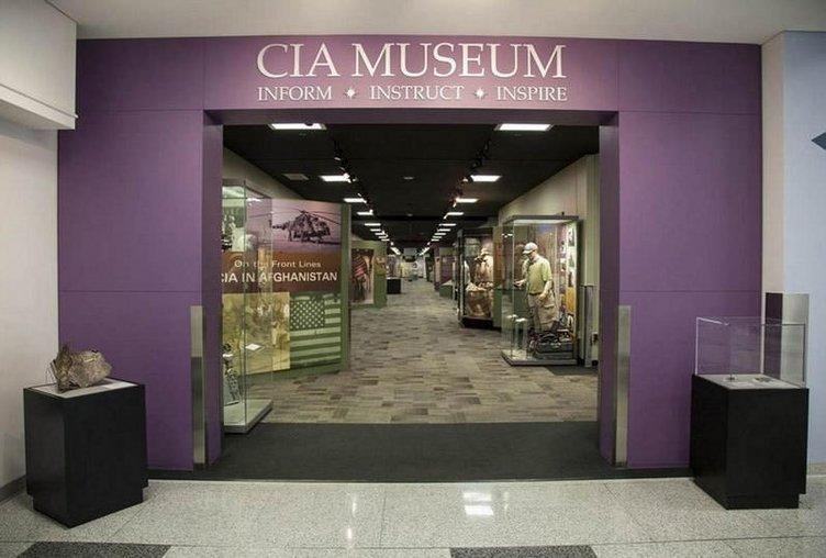 CIA'in 'Gizli' Müzesi