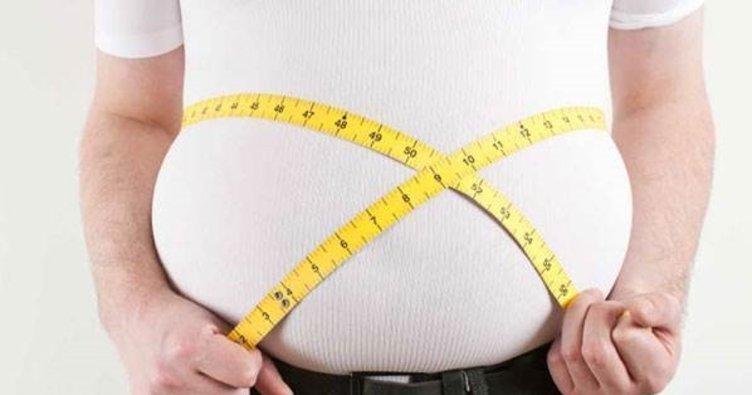 Her 5 kişiden,3 kişi obezite ile mücadele ediyor!