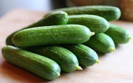 Salatalıkla fazla kilolardan kurtulun!