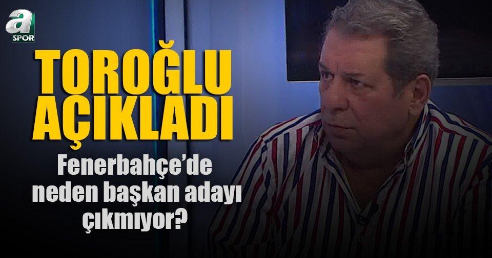 Erman Toroğlu: Fenerbahçe'nin yakasından düş