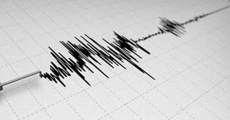 Erzurum'da son dakika 4.9 büyüklüğünde deprem oldu!- (Son depremler)