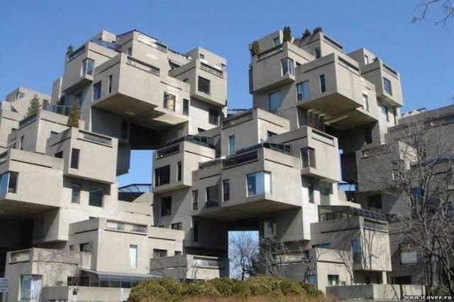 Sınırları zorlayan mimari