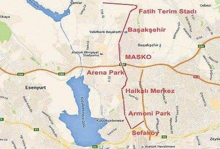 İstanbul'a 'havaray' geliyor