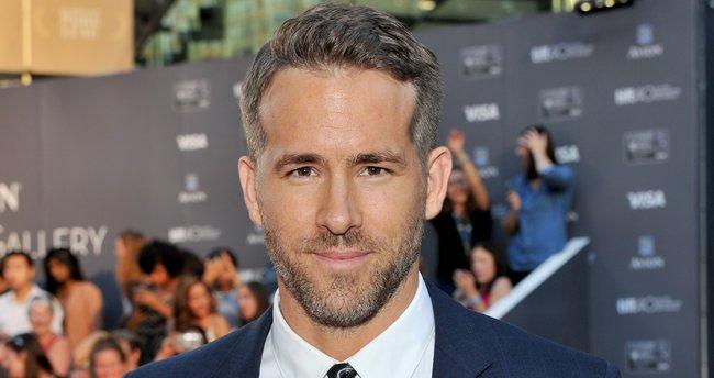 Ryan Reynolds: Kızım beni makyajla görünce ağladı