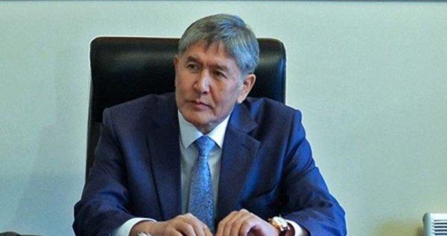 Kırgız Lider tedavi için Moskova'ya sevk edilecek