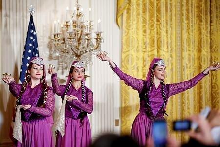 Beyaz Saray'da Nevruz