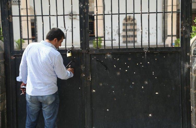 Diyarbakır'da terörün izleri
