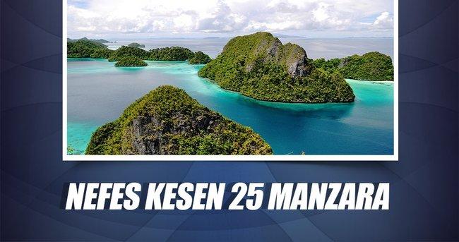 NEFES KESEN 25 MANZARA