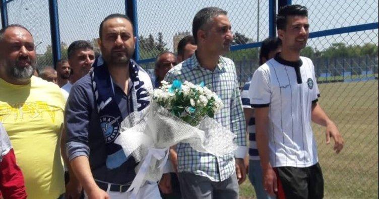 Hasas Şaş'a Adana'da sevgi seli