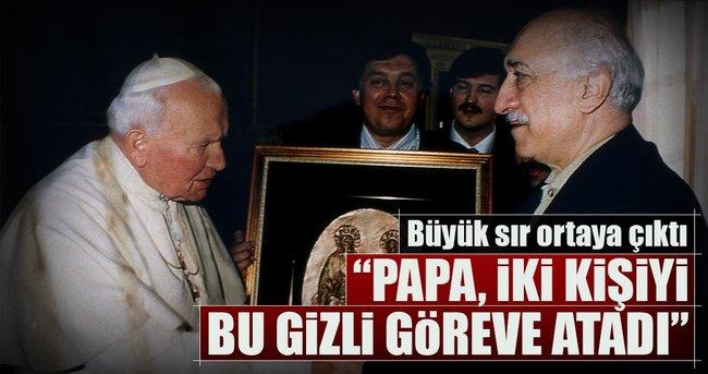 Vatikan'ın gizli kardinali Gülen