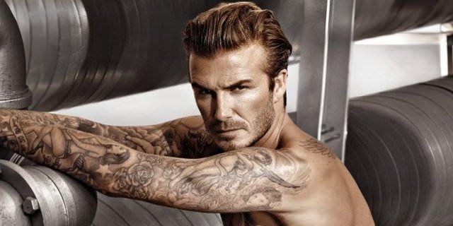 İşte Beckham'ın biyografisi