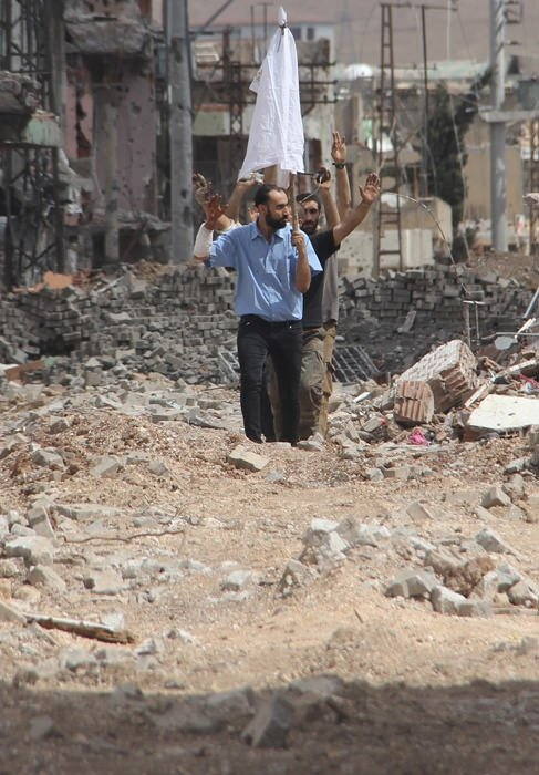 Nusaybin'de 8 kişi daha teslim oldu