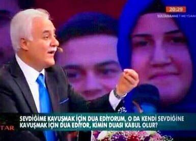 Nihat Hatipoğlu'na sorulan efsane sorular