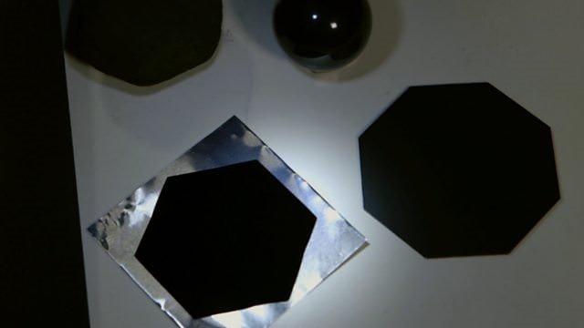Yeryüzünün en karanlık maddesi!