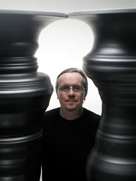 Kanadalı sanatçıdan optik yanılgı yaratan 12 kare