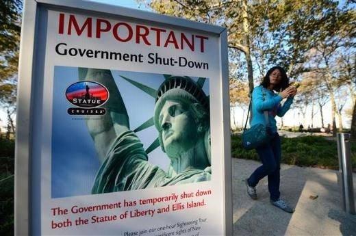 ABD karıştı... Özgürlük Heykeli bile kapatıldı