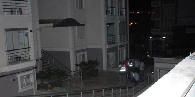 Rezidansta vahşi cinayet