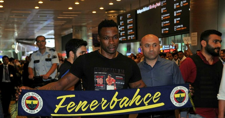 Fenerbahçe Kameni'ye 3 yıllık imzayı attırdı