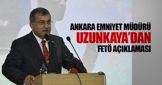 Uzunkaya'dan FETÖ açıklaması: Sahte ihbarlarla...