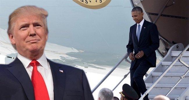 Trump başkanlık uçağından vazgeçebilir