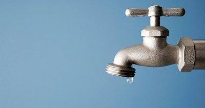 İstanbul'da su kesintisi var! Sular ne zaman kesilecek?
