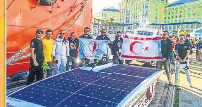 Güneş enerjili RA27 dünya altıncısı oldu