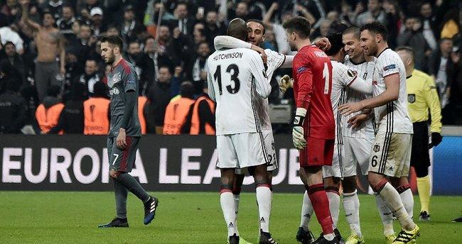 İtalyanlar Beşiktaş'ın başarısına dikkat çekti