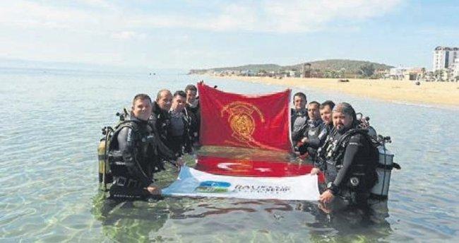 İtfaiye personeline dalış eğitimi verildi