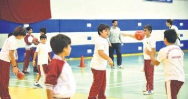 Türk hentbolunun geleceği bu projeyle şekillenecek