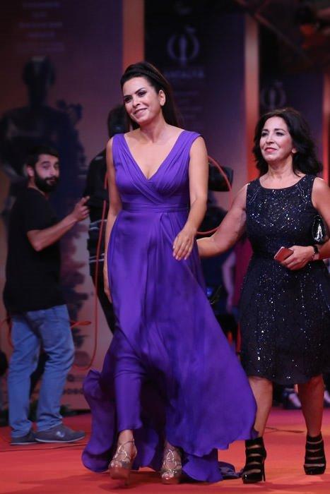 Antalya Film Festivali'nden kareler