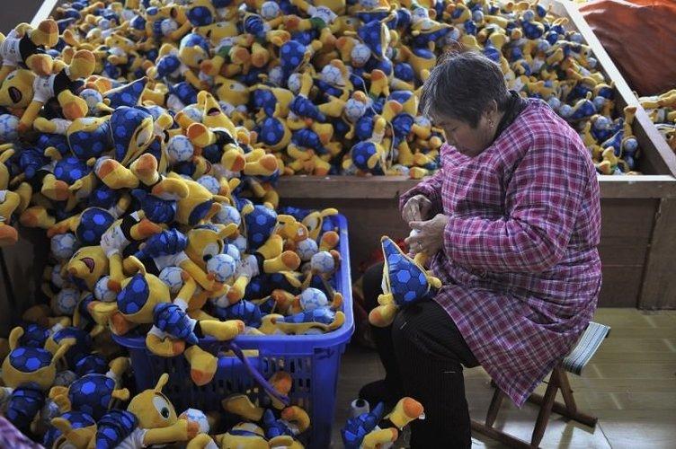 Armadillo Dünya Kupası'na hazır