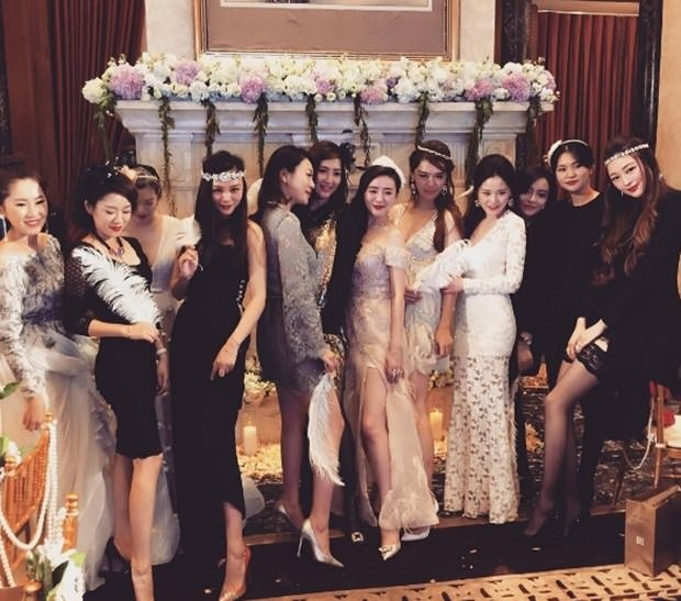 Çin'in zengin kızları