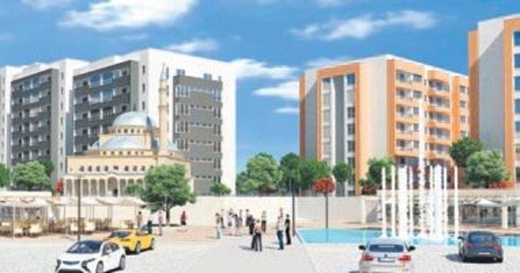 Sincan'da yeni bir şehir kuruluyor