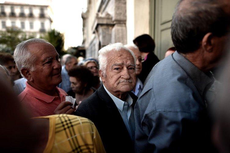 Yunanistan'da son durum