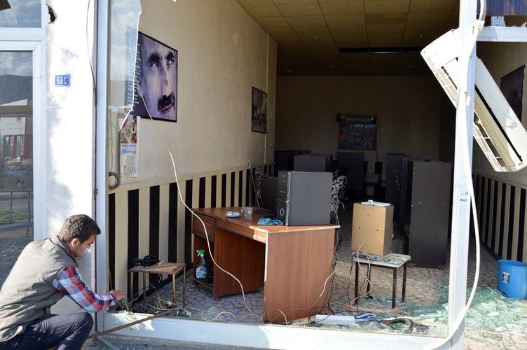 Diyarbakır Hani'de PKK bombalı araçla karakola saldırdı