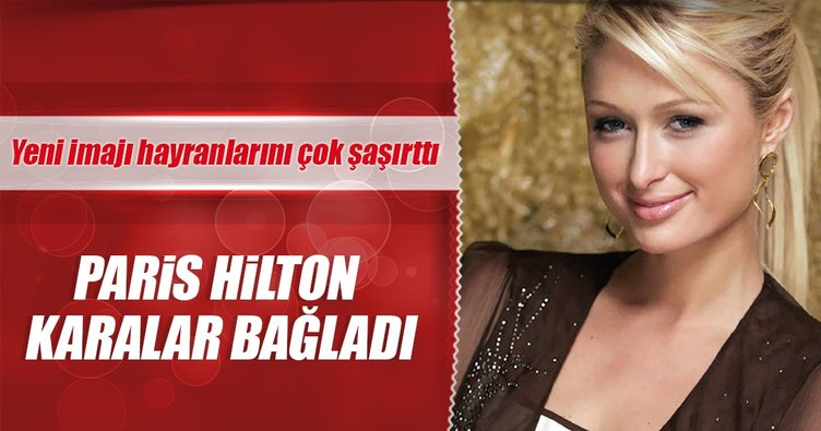 Paris Hilton esmer oldu