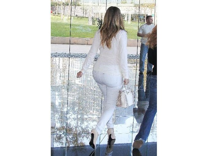 Kim Kardashian'ın muhteşem dönüşü
