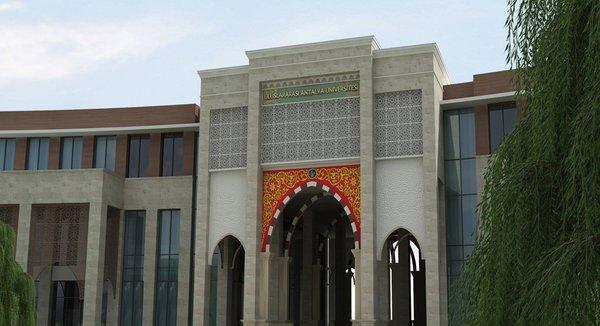 Uluslararası Antalya Üniversitesi...