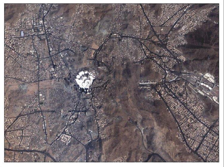Ukrayna'da düşen uçağı görüntüledi